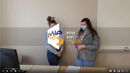 BTS GPME Pôle Supérieur - Ressenti personnel - Secteur Saint Brieuc