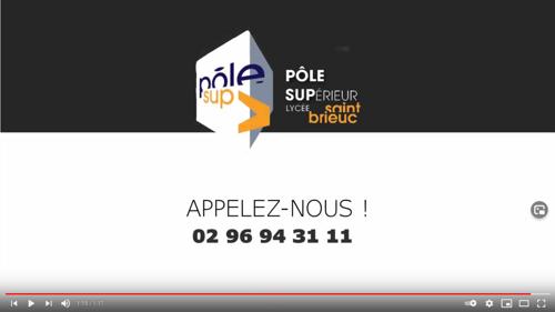 Locaux du Pôle Supérieur - Secteur Saint-Brieuc - Côtes d''Armor