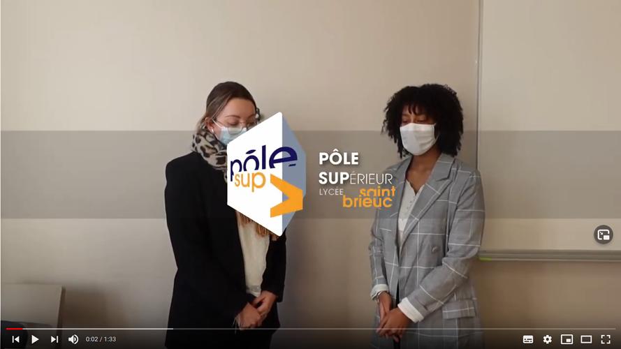BTS GPME Pôle Supérieur - Pouvoir se spécialiser par la suite 0