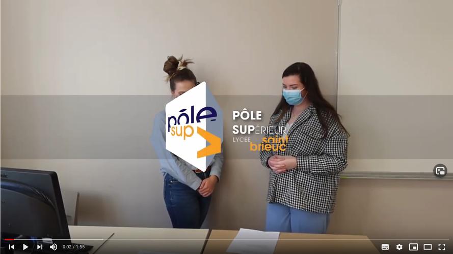 BTS GPME Pôle Supérieur - Ressenti personnel - Secteur Saint Brieuc 0